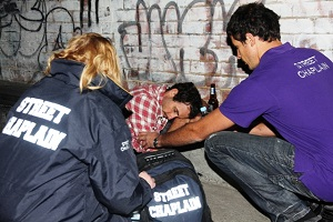 Street Chaplains - making a difference